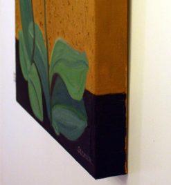 Orchid, 2, edge 2, by Susan Sternau
